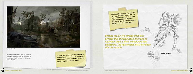 Concept Bad big bad of concept career design studio press