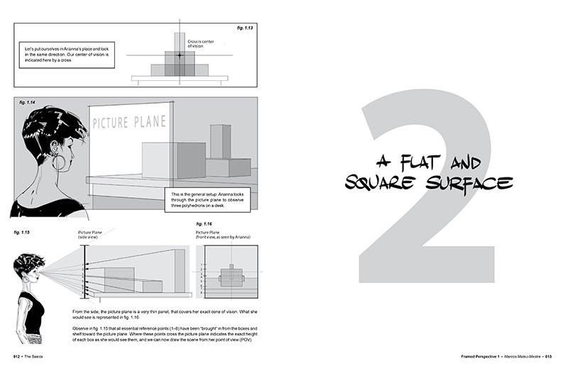 Framed Perspective vol. 1 - design studio press